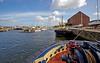 Berthed in 'James Watt Dock' - 31 August 2013