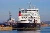 MV Coruisk - in James Watt Dock, Greenock