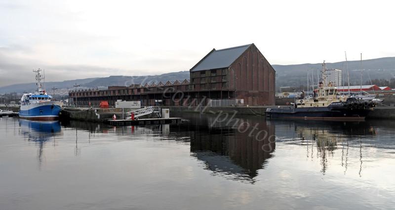 James Watt Dock - James Watt Dock - 15 January 2012