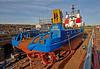 Kingdom of Fife - Garvel Dry Dock - 9 July 2013