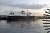 Hebridean Isles - James Watt Dock - 19 January 2012