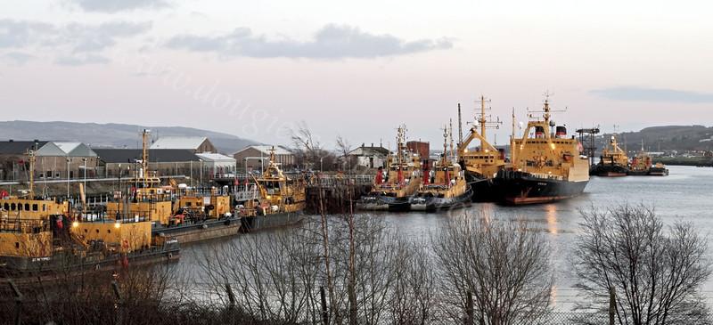 Great Harbour - Greenock - 9 January 2012