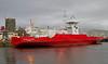 Sound of Shuna - James Watt Dock - 16 November 2012