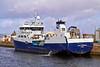 'Ronja Commander' - James Watt Dock - 31 August 2013