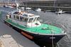 Pilot Cutter 'Toward' - James Watt Dock Marina - 29 March 2012