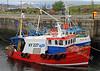 Fishing Boats - James Watt Dock - June 2011