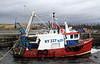 Fishing Boats - James Watt Dock - 26 December 2011