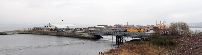 Great Harbour - James Watt Dock - Greenock