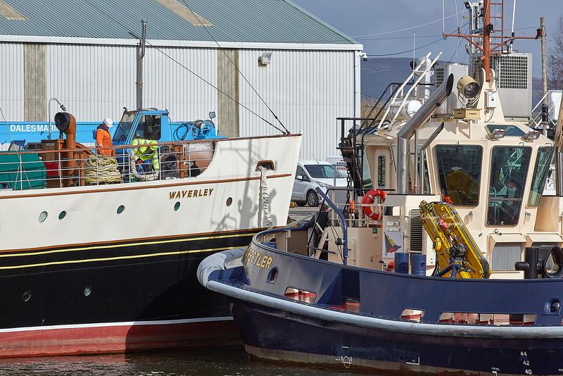 James Watt Dock - 2 March 2020