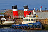 PS Waverley - Garvel Dry Dock - 20 May 2013