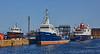 James Watt Dock - 1 April 2021