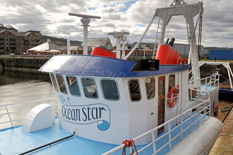 'Ocean Star' - James Watt Dock - 31 March 2012