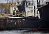 'Coruisk' Under Repair at James Watt Dock - 15 March 2014