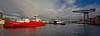 James Watt Dock - 4 February 2014