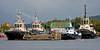 Tugs at James Watt Dock