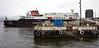 Hebrides - Entering the Garvel Dry Dock