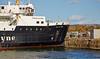 'MV Isle of Arran' at Garvel Dry Dock - 1 October 2014