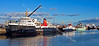 A Busy James Watt Dock, Greenock