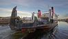 'Hebridean Isles' at James Watt Dock - 10 November 2013