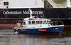 Pilot Cutter 'Toward' - James Watt Dock - 21 November 2012