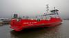 'Sound of Scarba' Entering James Watt Dock - 4 February 2014