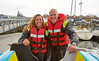 Inverclyde Boat Crew (Davie and Ash) at James Watt Dock Marina - 14 June 2017
