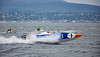 P1 Powerboats off Greenock Esplanade - 25 June 2017