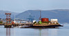 The 'Perch' at Great Harbour in Greenock - 25 August 2013