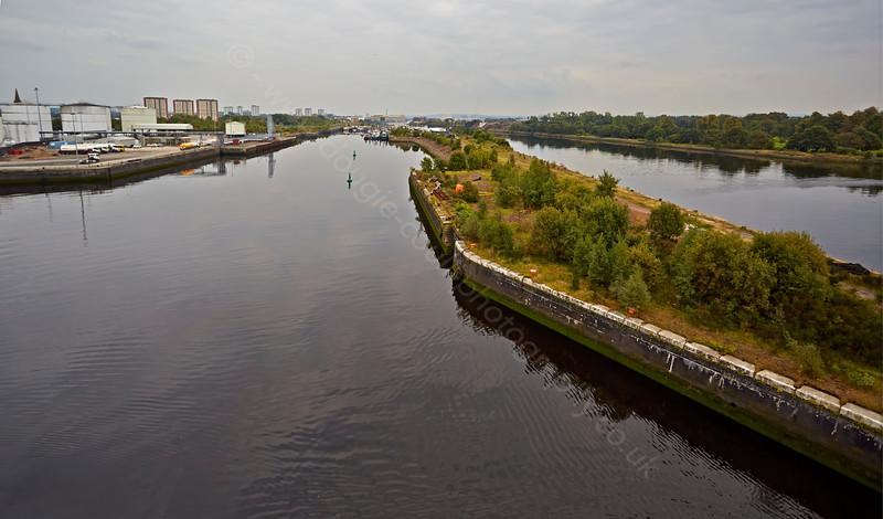 Rothesay Dock - 3 September 2014