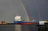 Bright Rainbow - Great Harbour - 9 November 2012