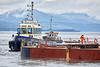 Argymak at Ferguson Marine Shipyard - 24 June 2020