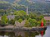 Henry Bell Monument at Dunglass Castle  - 3 September 2014