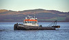Coastworker off Greenock - 19 November 2020