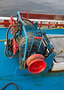 Boyne Vale Deck Gear - East India Harbour - 16 December 2012