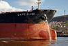 'Cape Elise' Departing Inchgreen Repair Quay - 23 March 2014