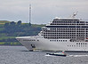 'MSC Magnifica' off Greenock Esplanade - 28 May 2014