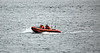 Fishing RHIB off Gourock - 20 September 2020