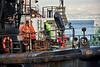 SD Moorhen at Garvel Dock - 17 February 2021