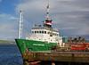 'Kyle Venture' Utility Vessel at Port Glasgow - 24 September 2015
