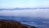 Misty View of the Clyde from Langbank - 28 February 2013
