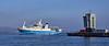 'Scotia' off  Greenock - 2 March 2021