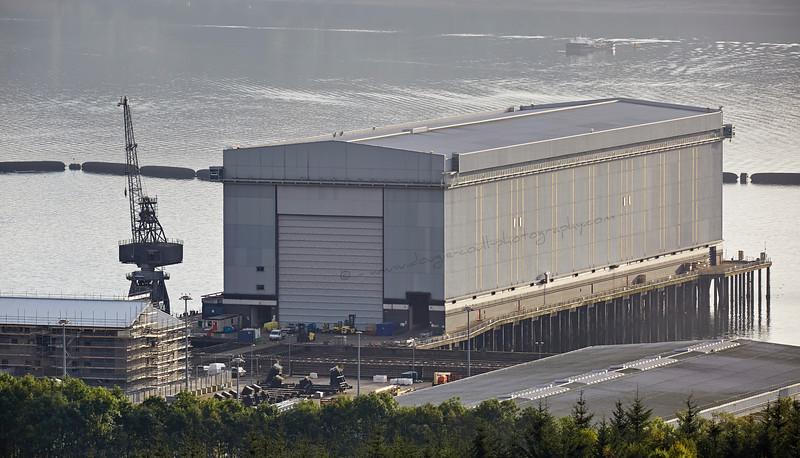 Faslane Naval Base - 26 September 2015