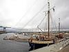 Tectona - James Watt Dock in Greenock - 7 September 2012