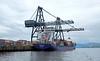 Enforcer - Greenock Ocean Terminal - 12 June 2012