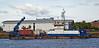 'MCS Ailsa' in Victoria Harbour - 20 June 2014