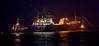 'Lysblink Seaway' Off East India Harbour, Greenock - 5 March 2015