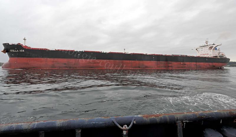 Stella Ada - Departing - 12 June 2012