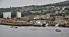 Port Glasgow from the River Clyde - 3 September 2014