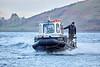 Dubh Mor Ready to Assist USNS Big Horn (T-AO-198) at Loch Striven Jetty - 10 October 2018