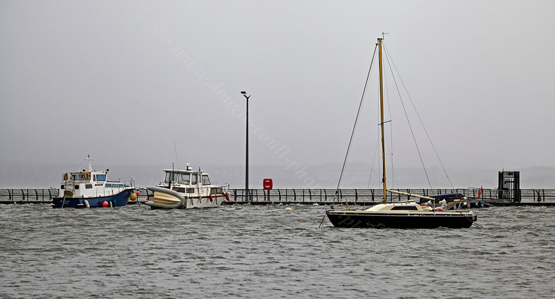 Rough Weather - Small Boat Harbour - 3 January 2014